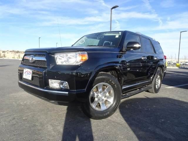 2013 toyota 4runner limited 4x2 limited 4dr suv for sale in el paso texas classified. Black Bedroom Furniture Sets. Home Design Ideas