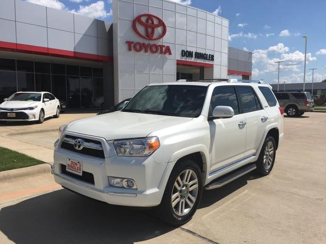 2013 toyota 4runner limited 4x2 limited 4dr suv for sale in temple texas classified. Black Bedroom Furniture Sets. Home Design Ideas