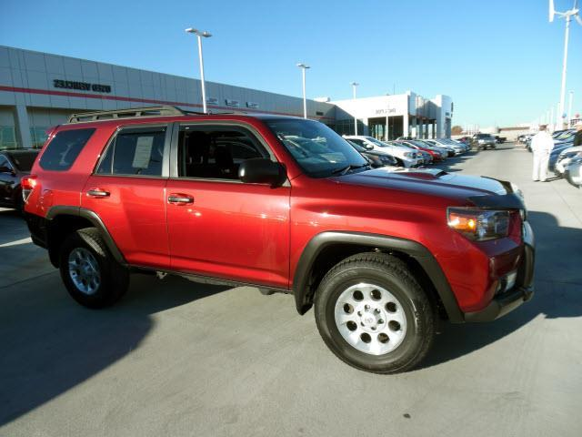 2013 Toyota 4Runner Limited AWD Limited 4dr SUV