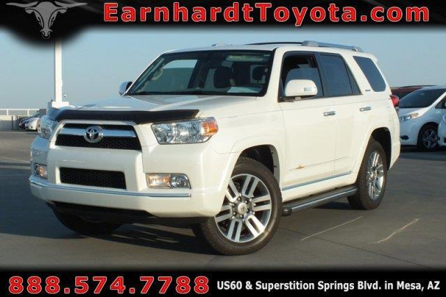 2013 toyota 4runner limited awd limited 4dr suv for sale in mesa arizona classified. Black Bedroom Furniture Sets. Home Design Ideas