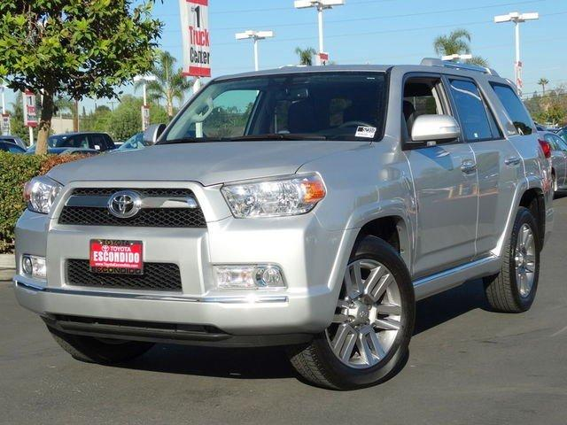 2013 toyota 4runner limited escondido ca for sale in escondido california classified. Black Bedroom Furniture Sets. Home Design Ideas