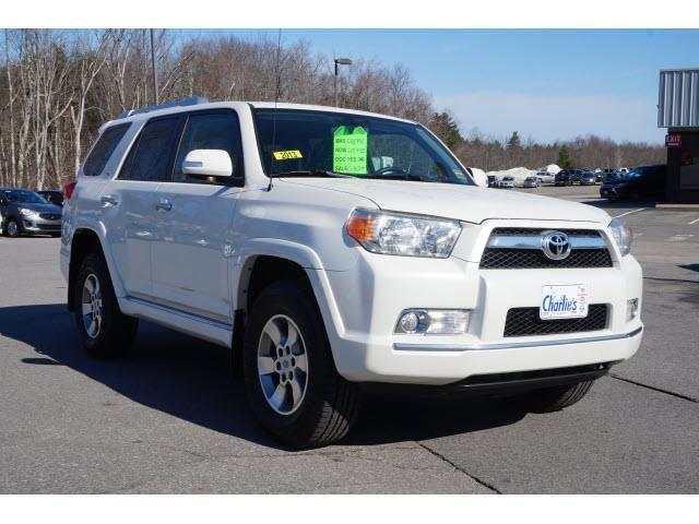 2013 toyota 4runner sr5 4x4 sr5 4dr suv for sale in augusta maine classified. Black Bedroom Furniture Sets. Home Design Ideas