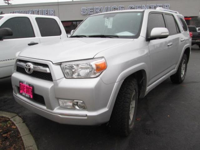 2013 toyota 4runner trail 4x4 trail 4dr suv for sale in spokane washington classified. Black Bedroom Furniture Sets. Home Design Ideas