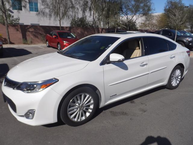 2013 Toyota Avalon Hybrid Limited Limited 4dr Sedan