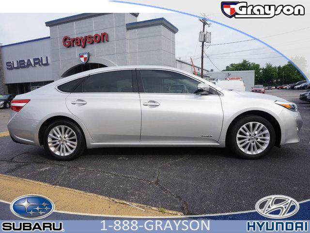 2013 toyota avalon hybrid xle premium xle premium 4dr sedan for sale in knoxville tennessee. Black Bedroom Furniture Sets. Home Design Ideas