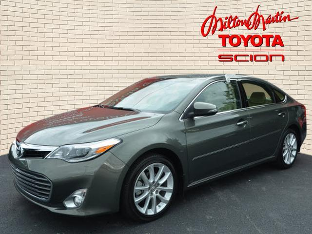 2013 toyota avalon limited gainesville ga for sale in gainesville georgia classified. Black Bedroom Furniture Sets. Home Design Ideas
