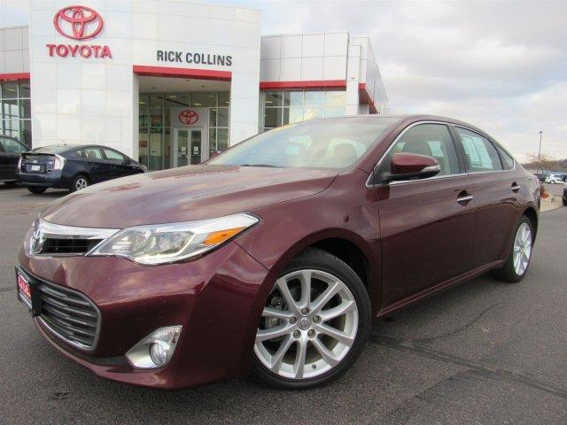 2013 Toyota Avalon Limited Limited 4dr Sedan