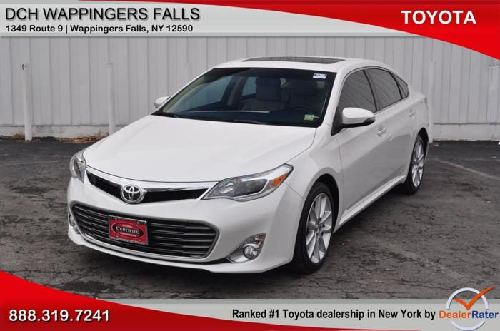 What The Difference Between 2013 Toyota Avalon And 2014