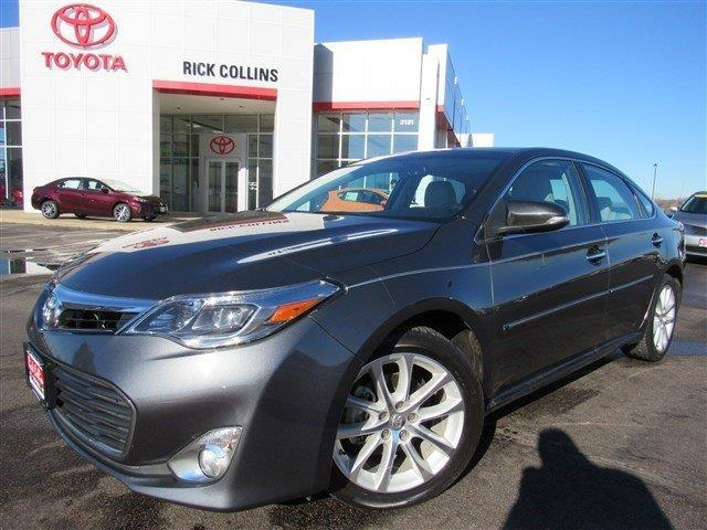 2013 Toyota Avalon XLE Touring XLE Touring 4dr Sedan
