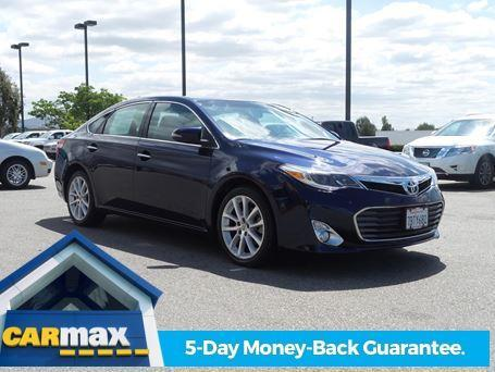 2013 toyota avalon xle touring xle touring 4dr sedan for sale in riverside california. Black Bedroom Furniture Sets. Home Design Ideas