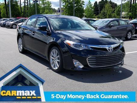 2013 toyota avalon xle touring xle touring 4dr sedan for sale in raleigh north carolina. Black Bedroom Furniture Sets. Home Design Ideas