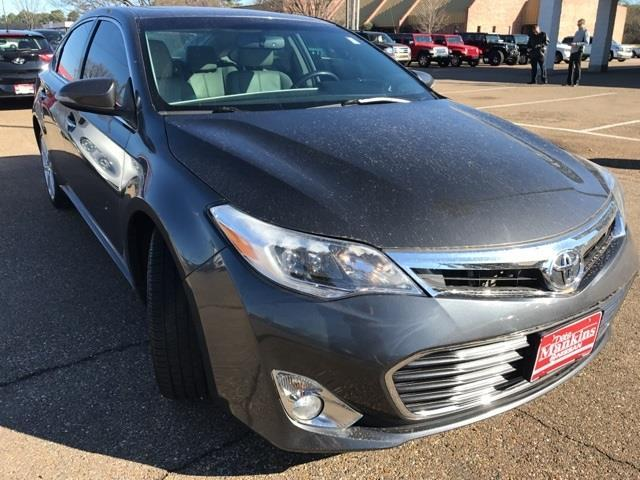 2013 Toyota Avalon XLE XLE 4dr Sedan