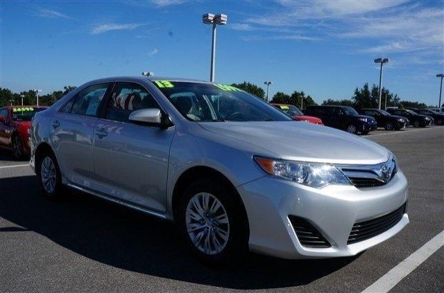 2013 toyota camry 4dr car le for sale in clermont florida classified. Black Bedroom Furniture Sets. Home Design Ideas