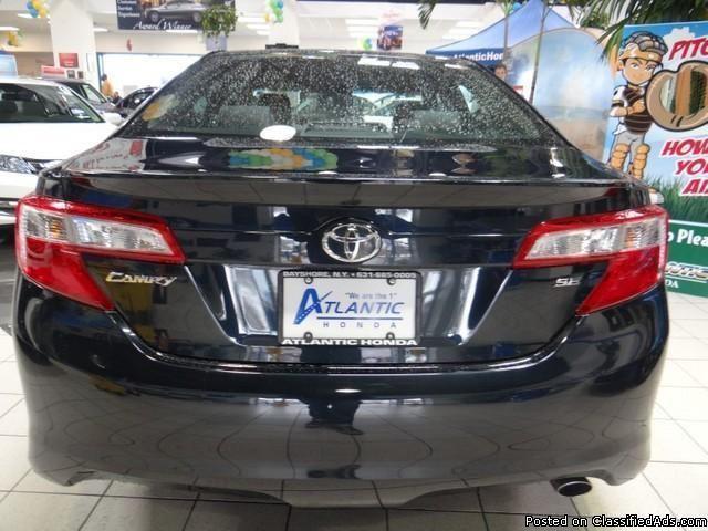 2013 Toyota Camry At Atlantic Honda In Bay Shore (888)