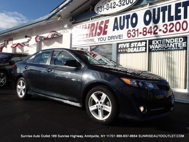 Sunrise Auto Outlet >> 2013 Toyota Camry In Amityville At Sunrise Auto Outlet 888