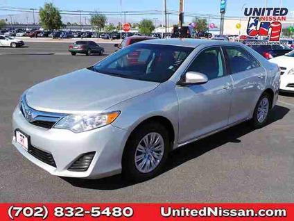 2013 toyota camry le for sale in las vegas nevada classified. Black Bedroom Furniture Sets. Home Design Ideas