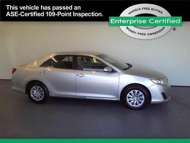 2013 toyota camry le sedan 4d for sale in rancho cordova california classified. Black Bedroom Furniture Sets. Home Design Ideas