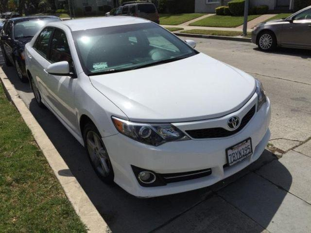 2013 toyota camry se for sale for sale in los angeles california classified. Black Bedroom Furniture Sets. Home Design Ideas