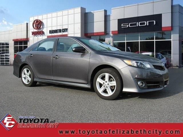2013 toyota camry se se 4dr sedan for sale in elizabeth city north carolina classified. Black Bedroom Furniture Sets. Home Design Ideas