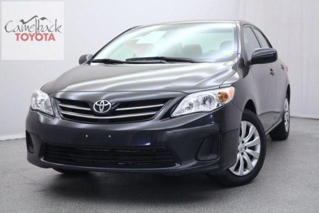 2013 Toyota Corolla 4d Sedan Le For Sale In Phoenix