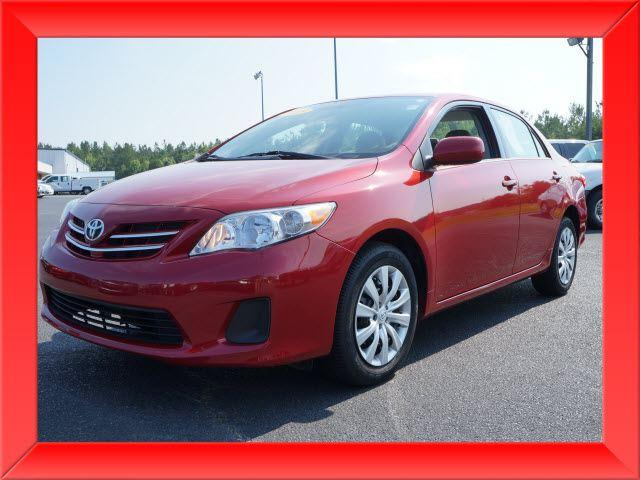 2013 toyota corolla for sale in lexington north carolina classified. Black Bedroom Furniture Sets. Home Design Ideas