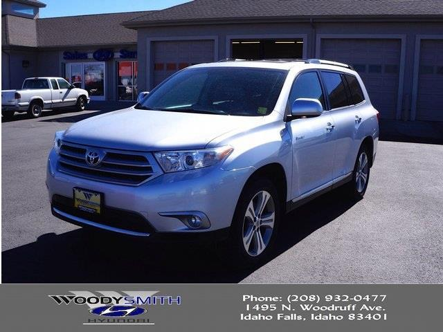 2013 toyota highlander awd limited 4dr suv for sale in beachs corner idaho classified. Black Bedroom Furniture Sets. Home Design Ideas