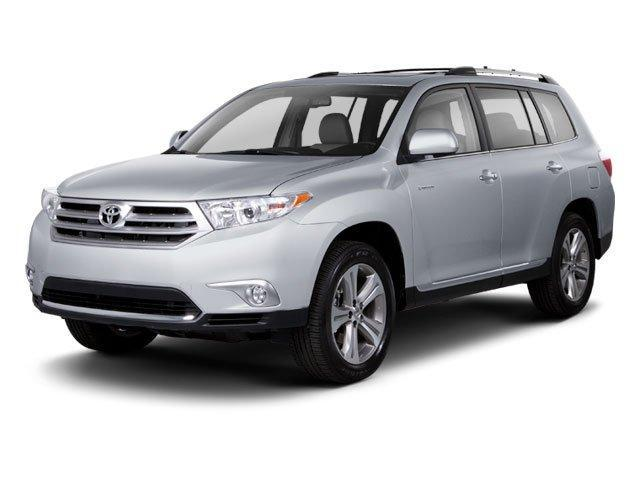2013 TOYOTA Highlander Base 4dr SUV