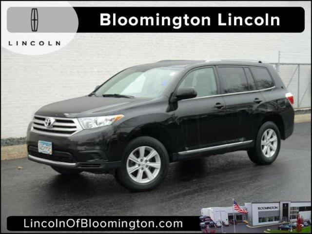 2013 toyota highlander base base 4dr suv for sale in minneapolis minnesota classified. Black Bedroom Furniture Sets. Home Design Ideas