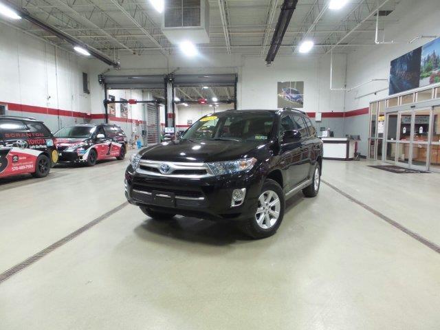 2013 Toyota Highlander Hybrid Base AWD Base 4dr SUV