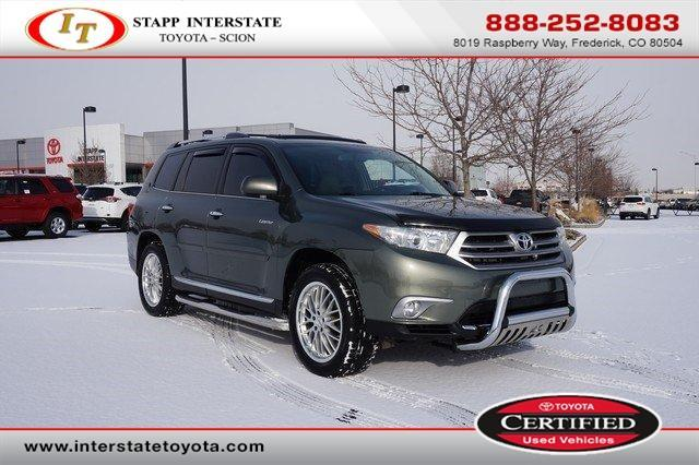 2013 toyota highlander limited awd limited 4dr suv for sale in longmont colorado classified. Black Bedroom Furniture Sets. Home Design Ideas