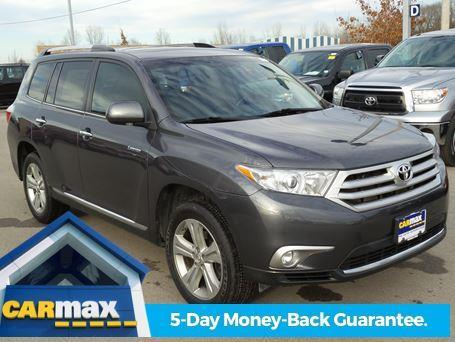 2013 toyota highlander limited awd limited 4dr suv for sale in saint peters missouri classified. Black Bedroom Furniture Sets. Home Design Ideas