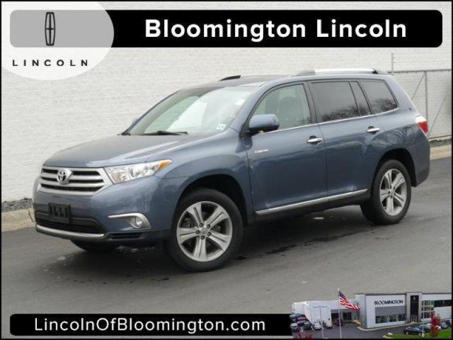 2013 toyota highlander limited awd limited 4dr suv for sale in minneapolis minnesota classified. Black Bedroom Furniture Sets. Home Design Ideas