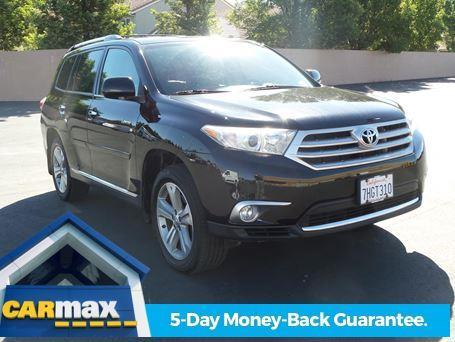 2013 toyota highlander limited awd limited 4dr suv for sale in sacramento california classified. Black Bedroom Furniture Sets. Home Design Ideas