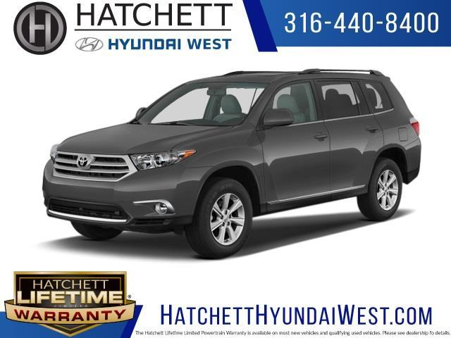 2013 toyota highlander limited awd limited 4dr suv for sale in wichita kansas classified. Black Bedroom Furniture Sets. Home Design Ideas
