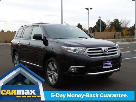 2013 toyota highlander limited limited 4dr suv for sale in meridian idaho classified. Black Bedroom Furniture Sets. Home Design Ideas