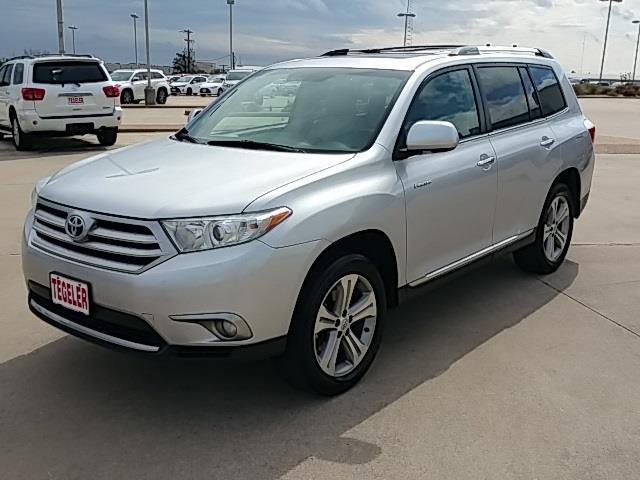 2013 toyota highlander limited limited 4dr suv for sale in brenham texas classified. Black Bedroom Furniture Sets. Home Design Ideas