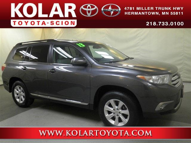 2013 Toyota Highlander SE AWD SE 4dr SUV for Sale in ...