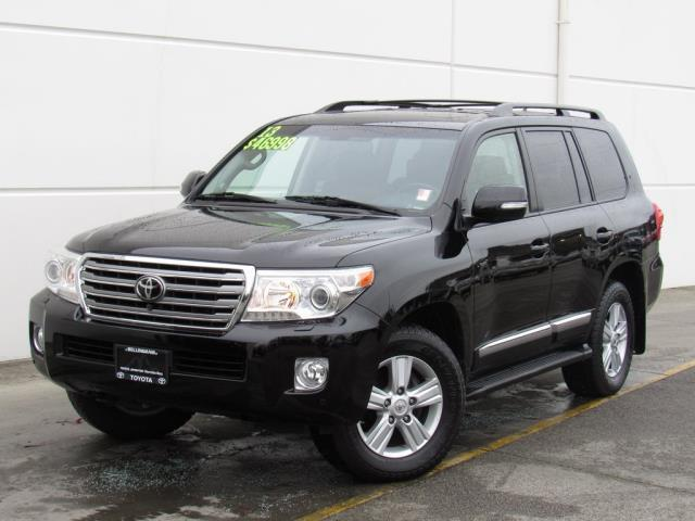 2013 Toyota Land Cruiser Base AWD 4dr SUV