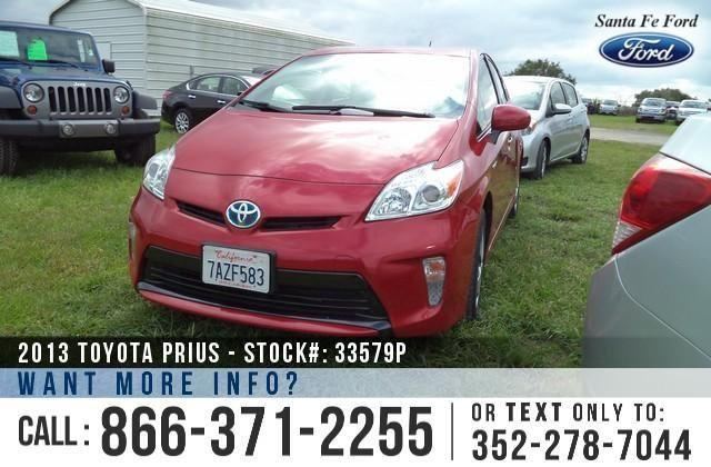 2013 Toyota Prius - 31K Miles - On-Site Financing!