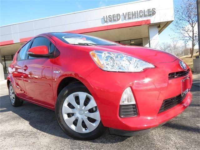 2013 toyota prius c 5d hatchback for sale in springfield missouri classified. Black Bedroom Furniture Sets. Home Design Ideas