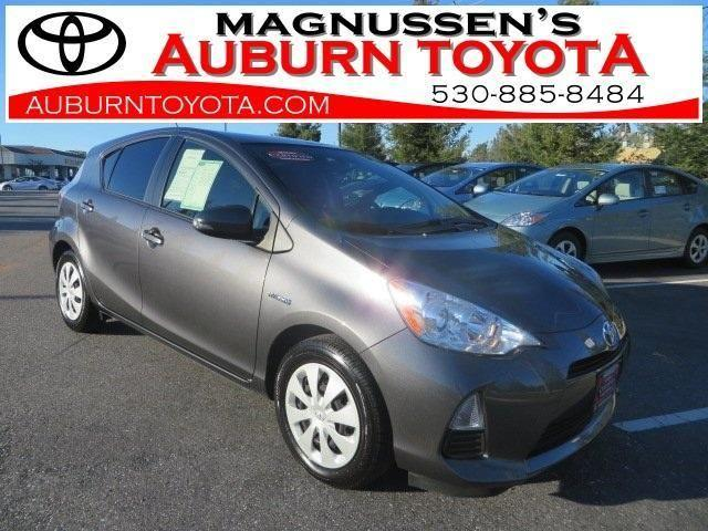 2013 toyota prius c 5d hatchback three for sale in auburn california classified. Black Bedroom Furniture Sets. Home Design Ideas