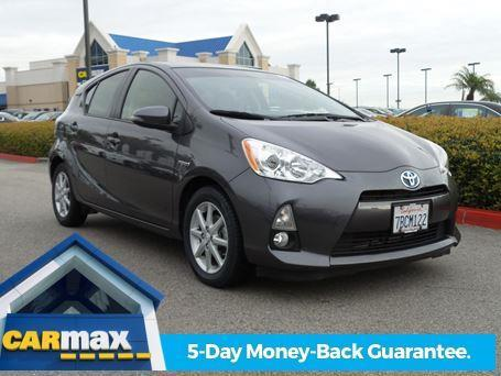 2013 Toyota Prius c Four Four 4dr Hatchback