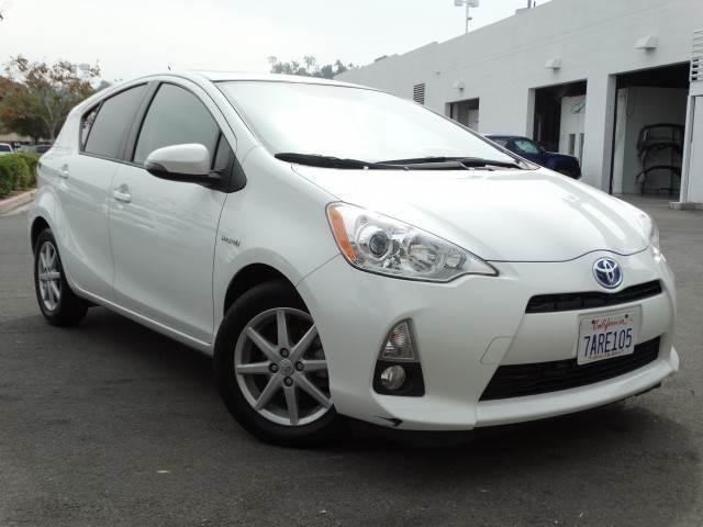 2013 toyota prius c four hatchback 4d for sale in san diego california classified. Black Bedroom Furniture Sets. Home Design Ideas