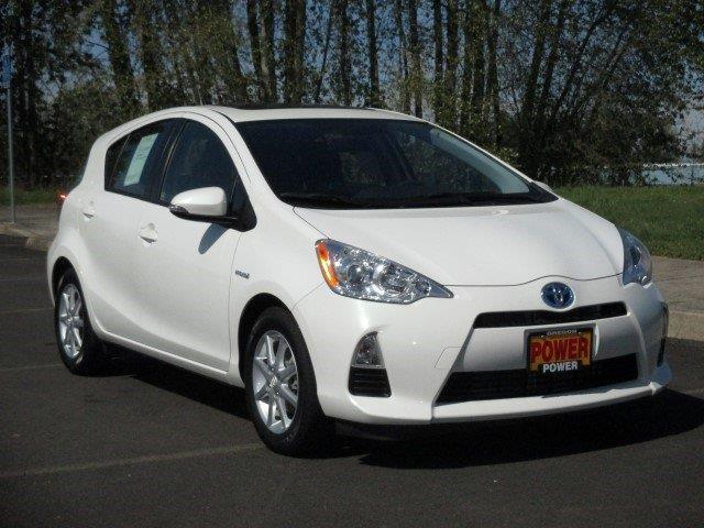 2013 toyota prius c three albany or for sale in albany oregon classified. Black Bedroom Furniture Sets. Home Design Ideas