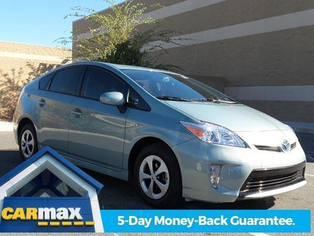 2013 Toyota Prius Four Four 4dr Hatchback