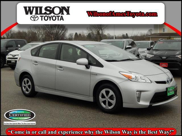 2013 toyota prius four four 4dr hatchback for sale in ames iowa classified. Black Bedroom Furniture Sets. Home Design Ideas