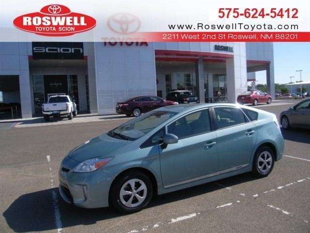Toyota Rental Car Roswell Nm