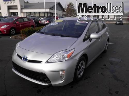 2013 toyota prius hatchback two for sale in coloma michigan classified. Black Bedroom Furniture Sets. Home Design Ideas