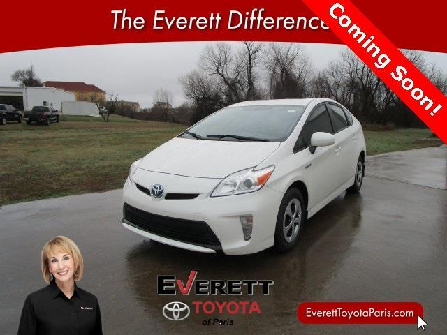 2013 Toyota Prius One One 4dr Hatchback