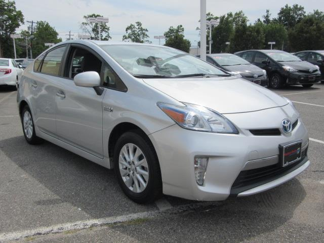 2013 toyota prius plug in hybrid advanced advanced 4dr hatchback for sale in westbury new york. Black Bedroom Furniture Sets. Home Design Ideas